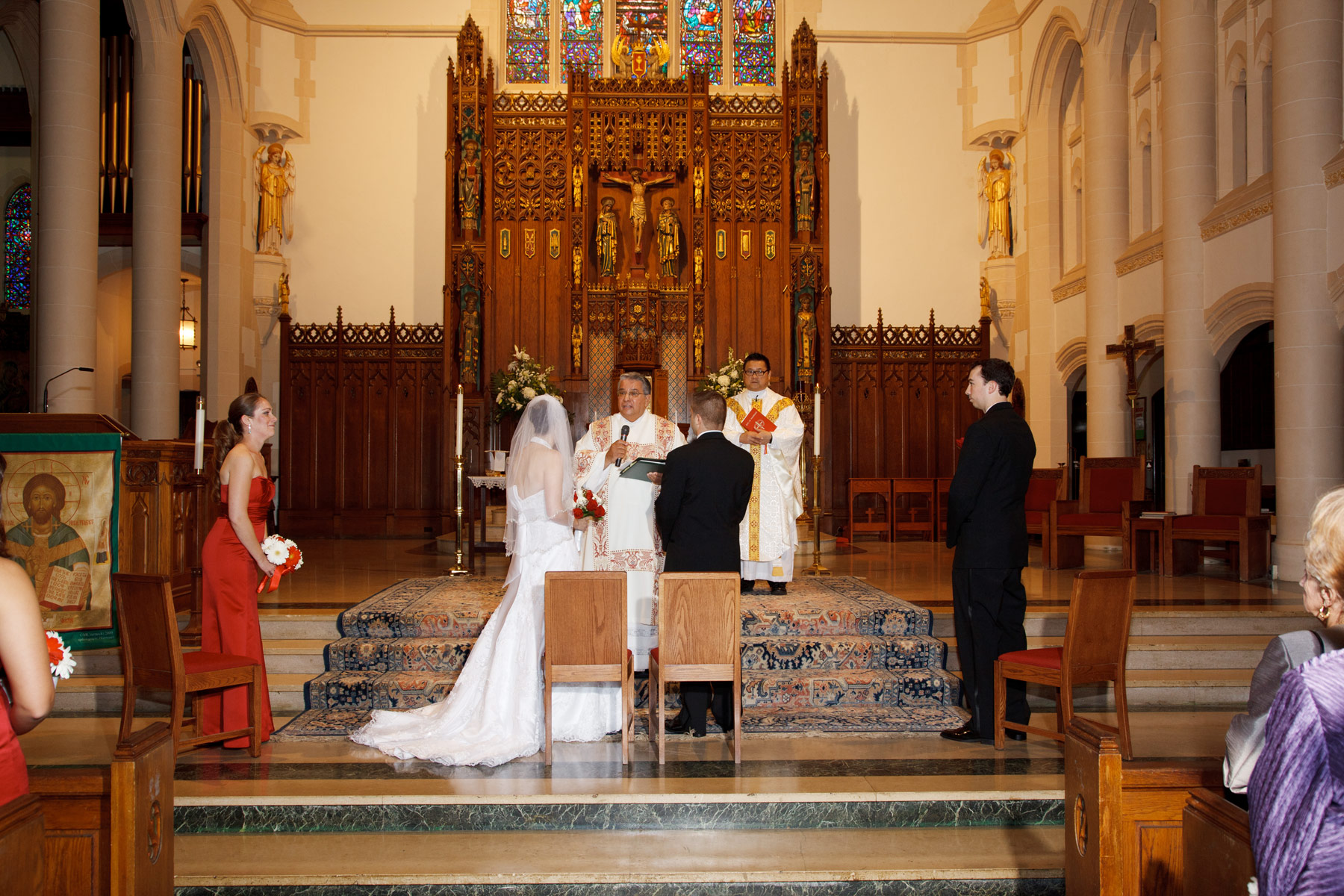 wedding ceremony New Rochelle